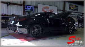 Nissan 350z Horsepower 2006 - nissan 350z procharged supercharger shp tuning engine programming