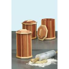 wooden kitchen canister sets classic canister set downloadable plan kitchen canisters wooden