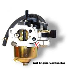 gas engine carburetor for 5 5hp 6 5hp 196cc loncin g200f gx160