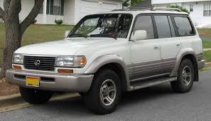 lexus jeep models 1999 lexus lx 470 information and photos zombiedrive