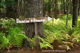 Rhode Island Forest images Into the woods whispering pines rhode island wedding jpg