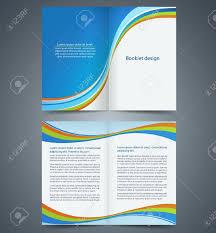 bi fold brochure template free download word pikpaknews
