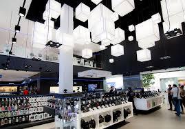Retail Store Lighting Fixtures Technopark Store Lighting Project