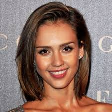 mid length hair cuts longer in front hair cuts one length above the shoulders on pinterest short bob