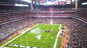 Houston Texans Stadium by Houston Texans Theme Song Clay Walker Youtube