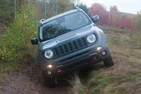 jeep renegade 2015 jeep renegade trailhawk review