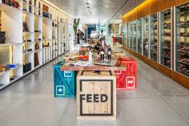 feed meat market fgmf arquitetos projeto de perto archdaily