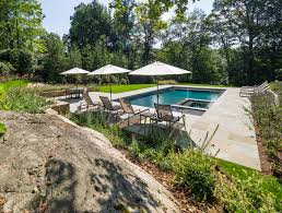 Pool With Pergola by Garden Pergola With Firepit And Pool U2013 Sean Jancski Landscape