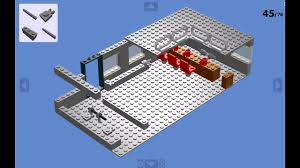 how to make a simple floor plan how to make a lego military base youtube