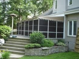 deck enclosure kits screened rooms screen enclosures