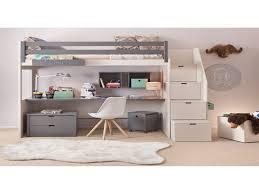 lit superpose bureau lit lit superposé avec bureau élégant lit mezzanine et bureau lit