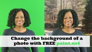2016 how to change the background of a photo with paint net