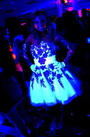 black light party clothes sweet 16 glow in the dark dresses google search sweet 16 dresses