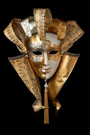authentic venetian masks musical authentic venetian mask in papier mache and fabric
