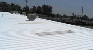 Surecoat Roof Coating by Mainland Roofing Company