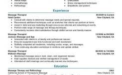 massage therapist job duties ceo resume objective by choose