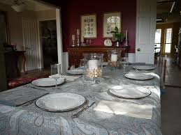 decor damask table runners lenox tablecloths
