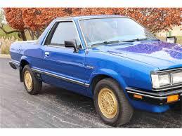 subaru brat 2017 1983 subaru brat for sale classiccars com cc 1032690