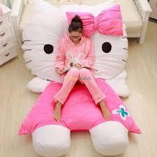 Hello Kitty Toddler Sofa Aliexpress Com Buy Fancytrader 200cm X 150cm Soft Lovely Huge