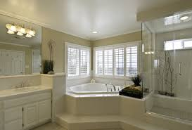 Polished Nickel Bathroom Mirrors by Lovely Country Style Bathroom Mirror Over White Vanity Cabinet