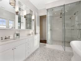 Bathroom Subway Tile by Marble Subway Tile Bathroom Vessel Shape Stainless Steel Bath Sink
