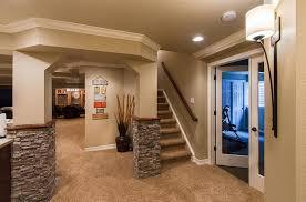 wonderfull design finished basement ideas innovational finishing