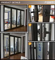 aluminum folding doors room dividers sliding doors interior room