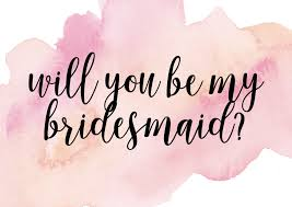 bridesmaid invitations bridesmaid invitations free printable invitation template design