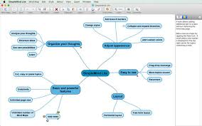 cara membuat mind map manual simplemind lite mind mapping on the mac app store