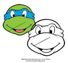 teenage mutant ninja turtles birthday invitation print