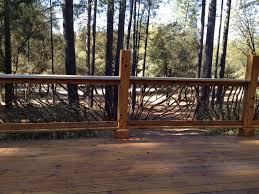home design rustic deck railing ideas home builders hvac