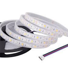 ip67 led strip lights 100m 20x5m dc12v rgbw 5050 smd led strip light ip67 rgb ww rgb warm