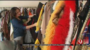 okc costume designer helps you find the perfect fit for hallowee
