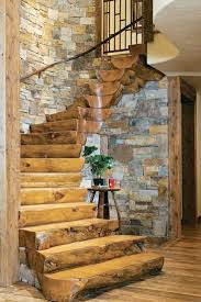 log cabin interior walls home design
