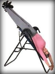 how to decompress spine without inversion table back pain inversion