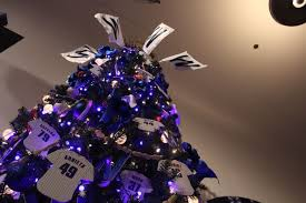 check out this cool cubs tree at museum of science and