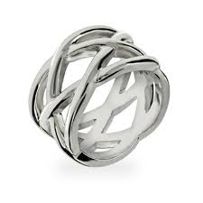 celtic rings style sterling silver celtic knot ring s addiction