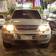 2004 montero 4x4 pajero rare ck body mt 2 8 4m40 facebook