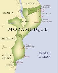 Mozambique Map Mozambique U2013 Geo Safaris