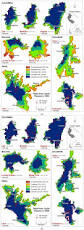 Map Of Colombia Land Free Full Text Mapping Urbanization Dynamics In Major
