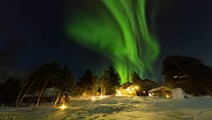 finland northern lights hotel winter northern lights activity holiday at hotel koripikartano