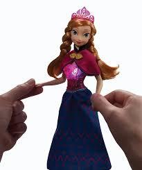 disney frozen anna fashion doll dolls amazon canada