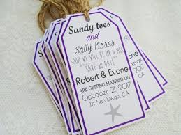 save the date luggage tags 9 best destination wedding save the dates images on