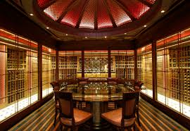residential wine cellar undercounter wooden integrated
