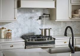 Kitchen Pot Filler Faucet Kitchen Pot Filler Faucet For Efficient Use Of Space