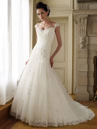 a line wedding dresses with cap sleeves 2017 in uk usa