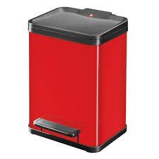 poubelle de cuisine tri selectif poubelle de tri sélectif trento öko duo 2 x 11 litres poubelle