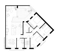 apartments courtyard plan gallery of apartment and courtyard in