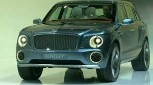 bentley falcon suv for luxury bentley suv edging approval