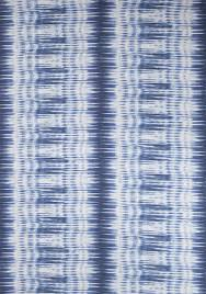 Ikat Home Decor Fabric by Ikat Stripe Navy F988702 Collection Trade Routes From Thibaut